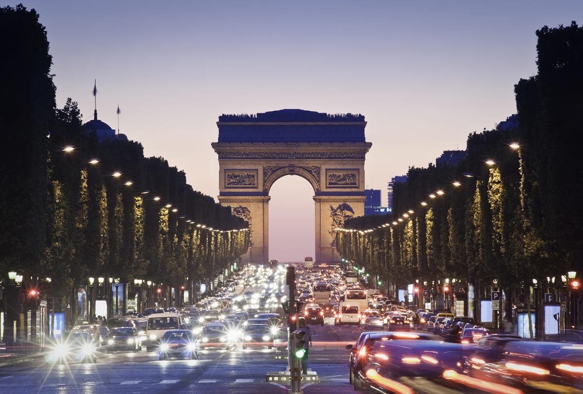 法國 航空券