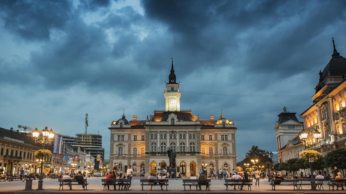 塞爾維亞 航空券