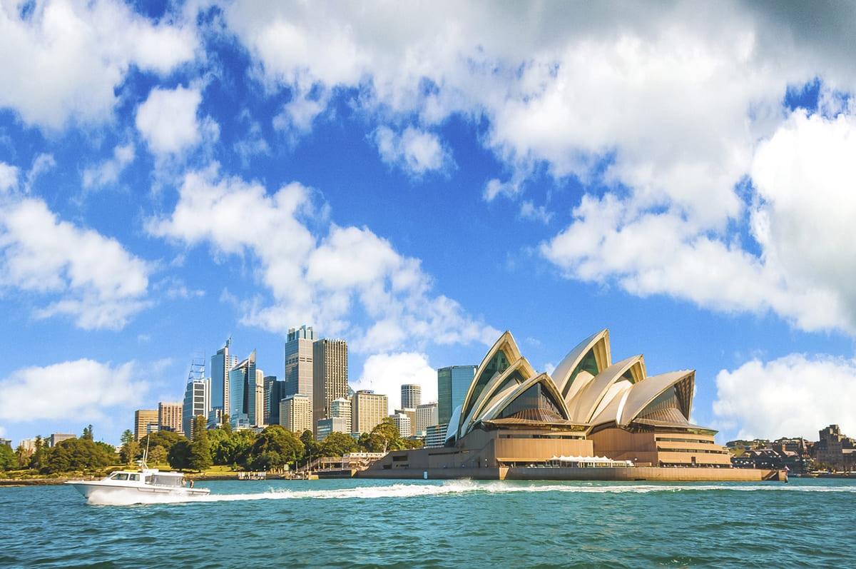 雪梨 航空券